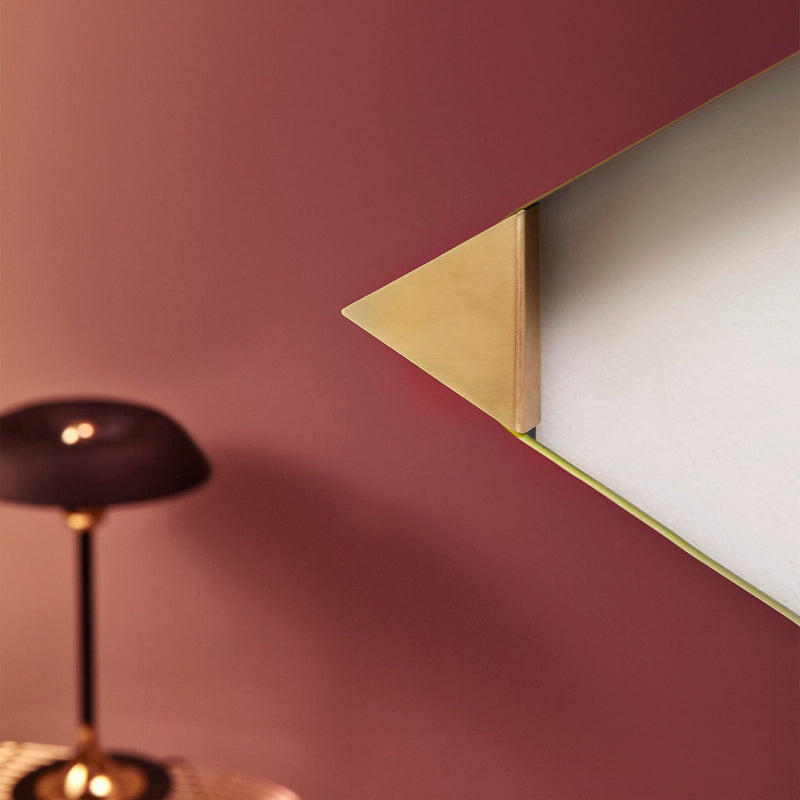 VERTO Oval Mirror | Rainbow