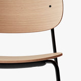 Co Chair | Natural Oak