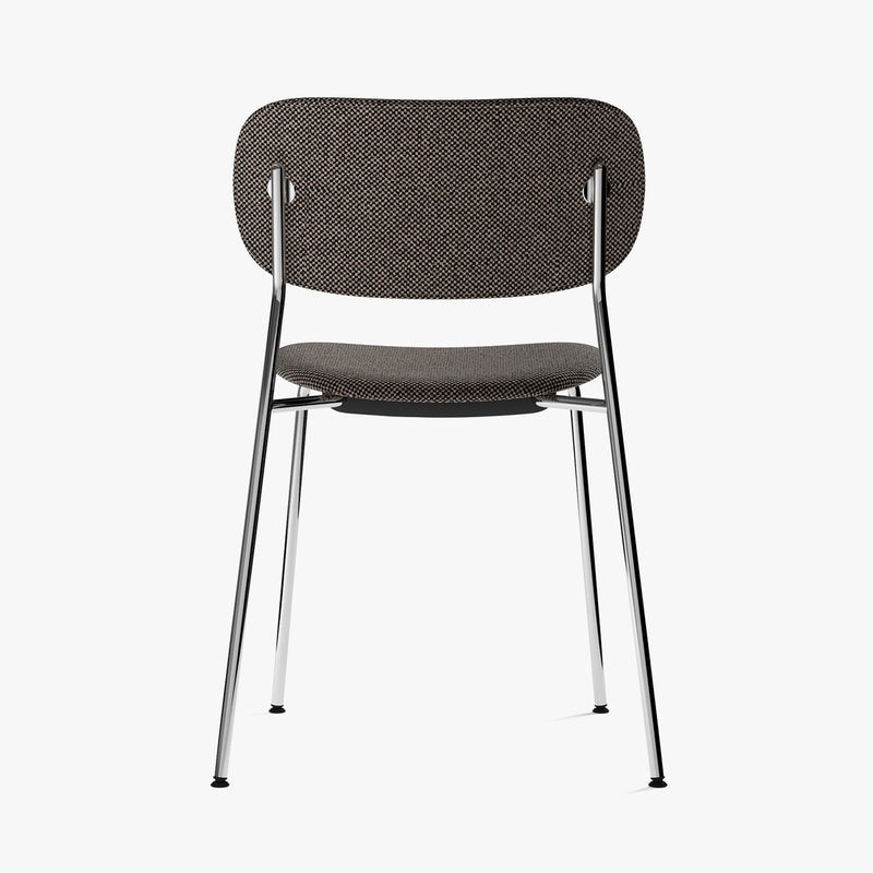 Co Chair, Fully | Taupe Fabric