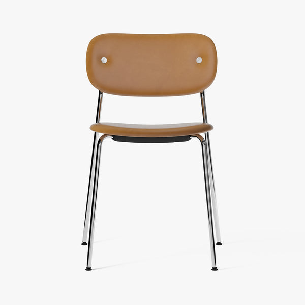 Co Chair, Fully | Cognac Leather