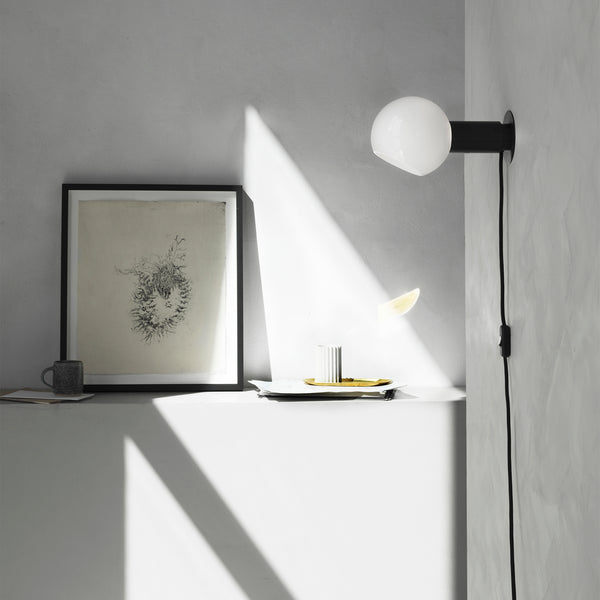 DONYA Wall/Table Lamp | Noir