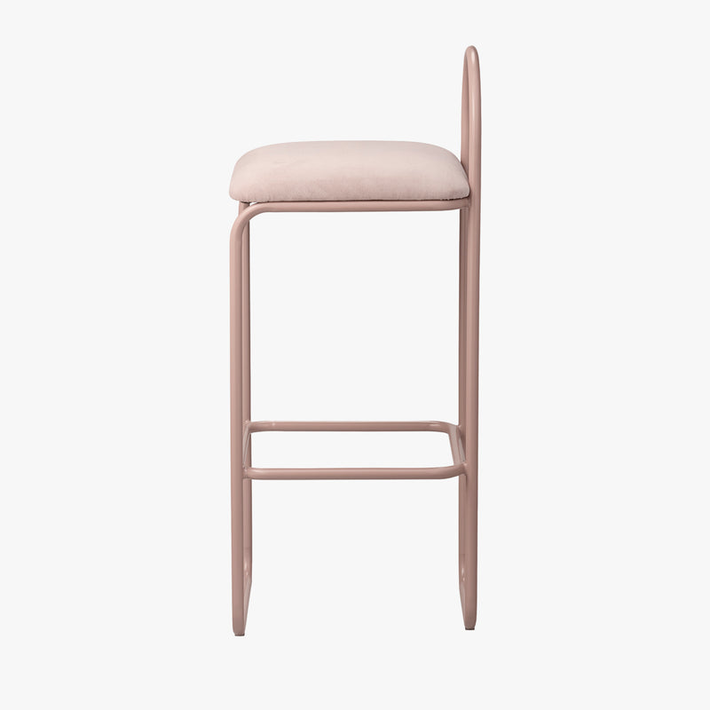 ANGUI Barchair | Rose (High)
