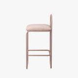 ANGUI Barchair | Rose (Low)