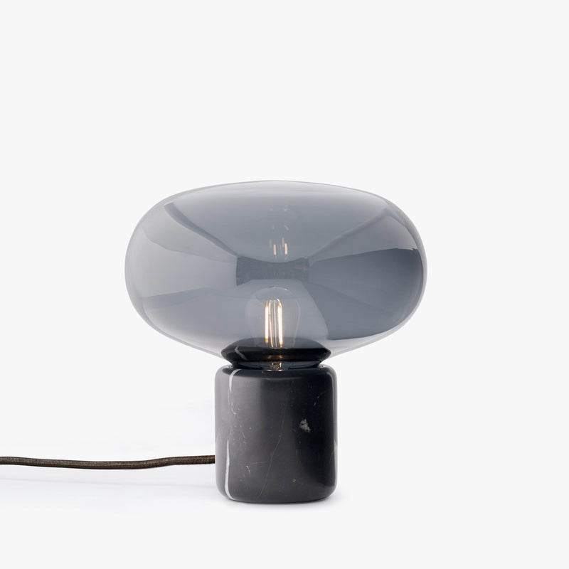 Karl-Johan Table Lamp | Black Marquina