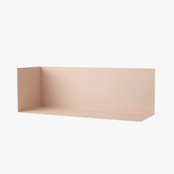 Corner Shelf | Nude (L)