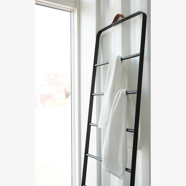 Bath Towel Ladder | Black