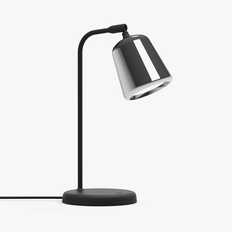 Material Table Lamp | Stainless Steel