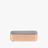 Metal Tray | Copper/Grey (M)