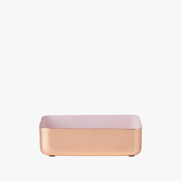 Metal Tray | Copper/Rose (M)
