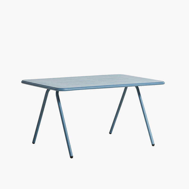 Ray Dining Table | Blue
