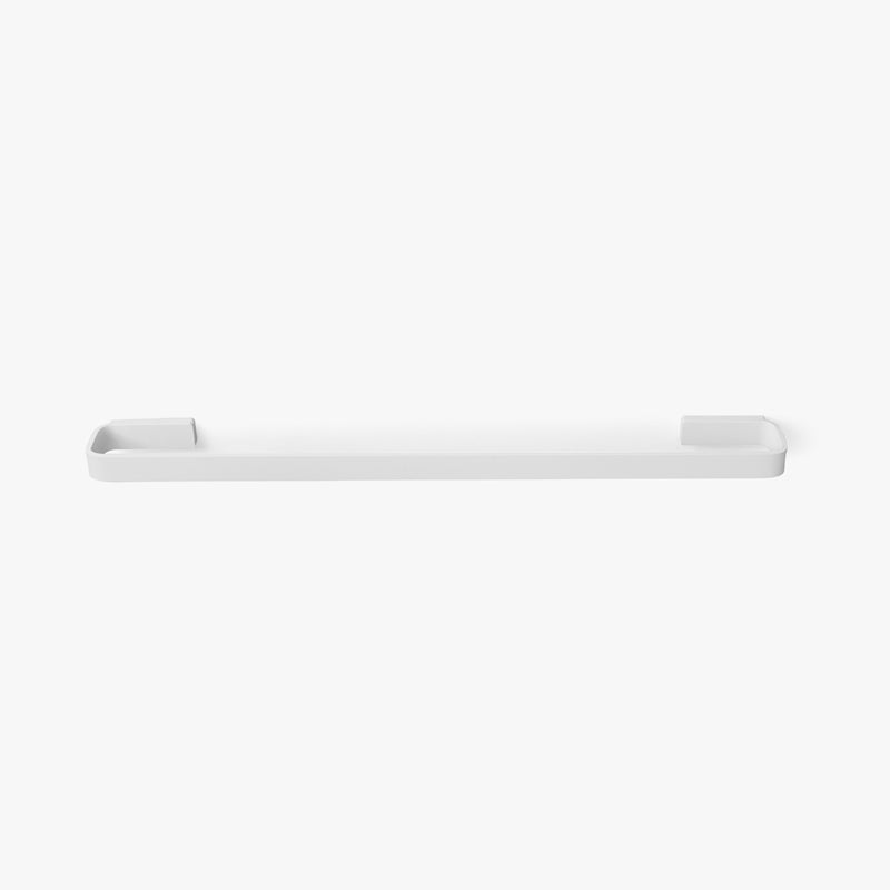 Norm Towel Bar | White