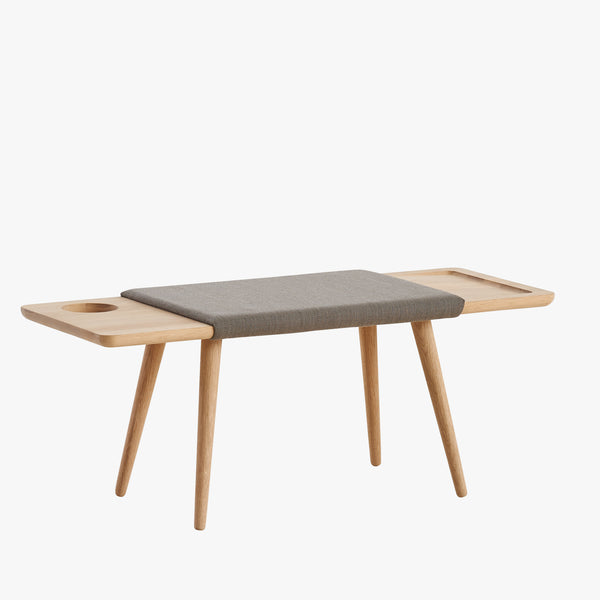 Baenk Bench | White Oak
