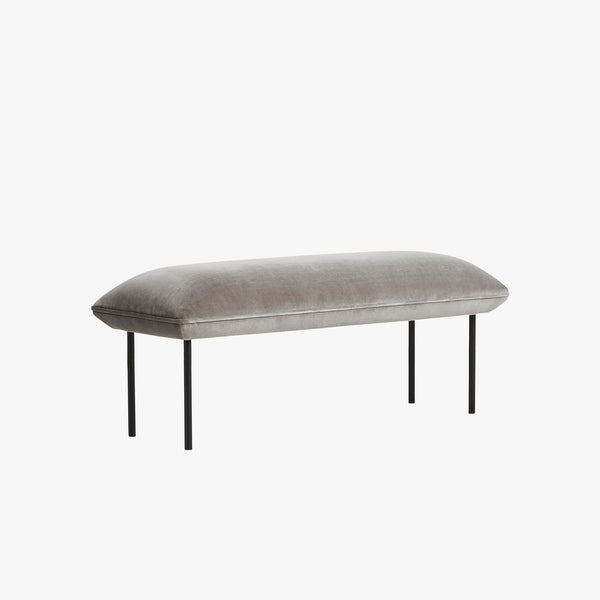 Nakki Bench | Grey