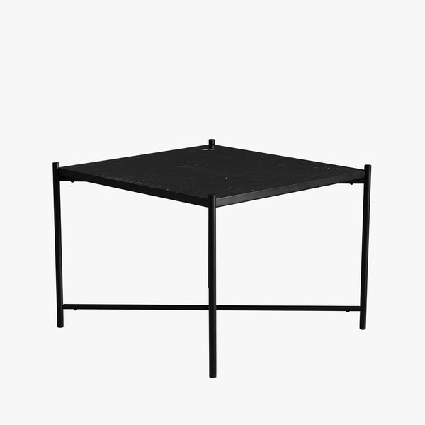 Coffee Table 60 | Black/Black Marble