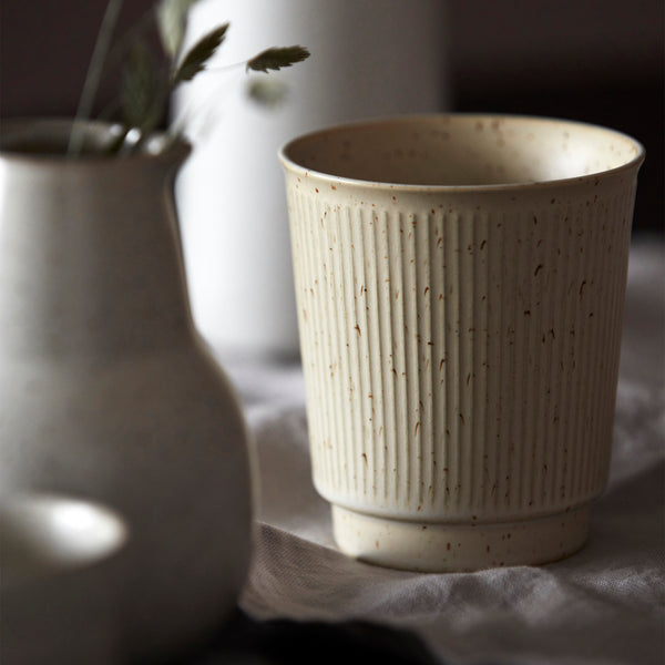 Berica Mug | Beige (Set of 2)