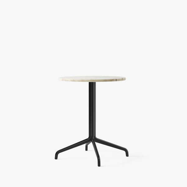 Harbour Column Dining Table Ø60 | Offwhite / Star Base