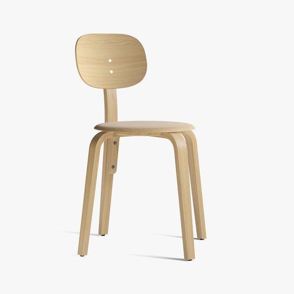 Afteroom Plywood Chair | Oak