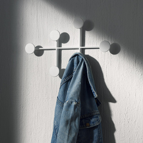 Afteroom Coat Hanger | White