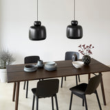 Mono Chair | Black (2pcs)