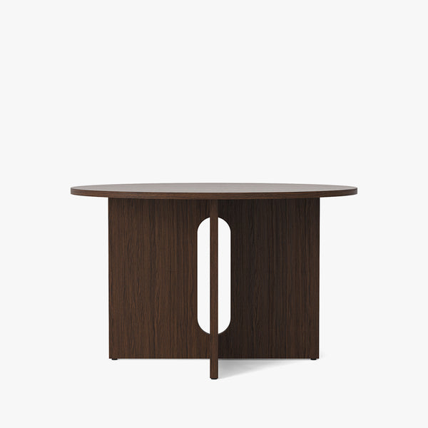 Androgyne Dining Table | Dark Oak