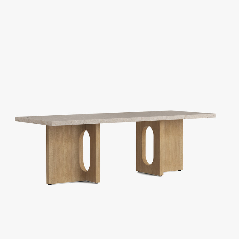 Androgyne Lounge Table | Oak