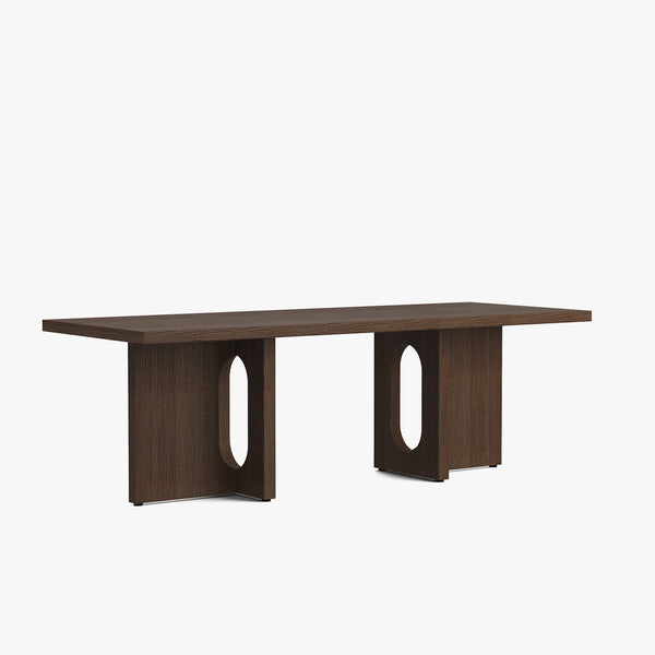Androgyne Lounge Table | Dark Oak