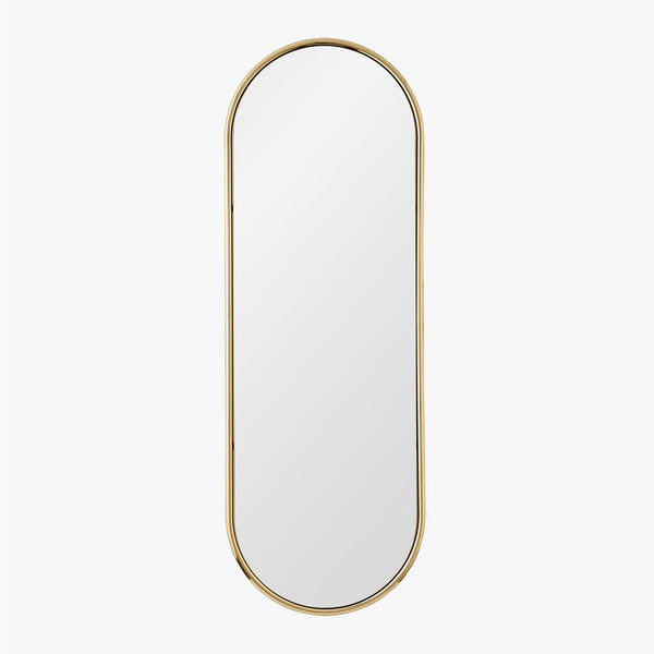 ANGUI Wardrobe Mirror | Gold