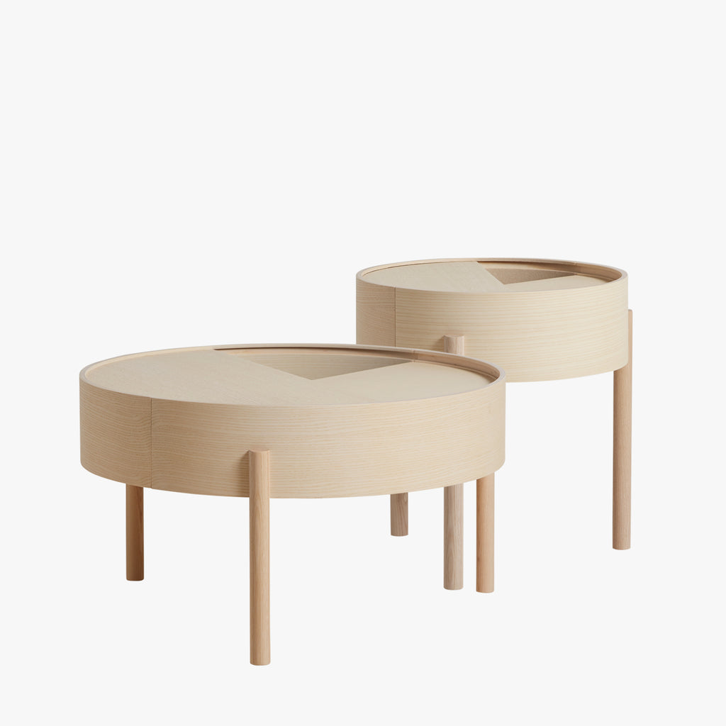 Arc Coffee/Side Table