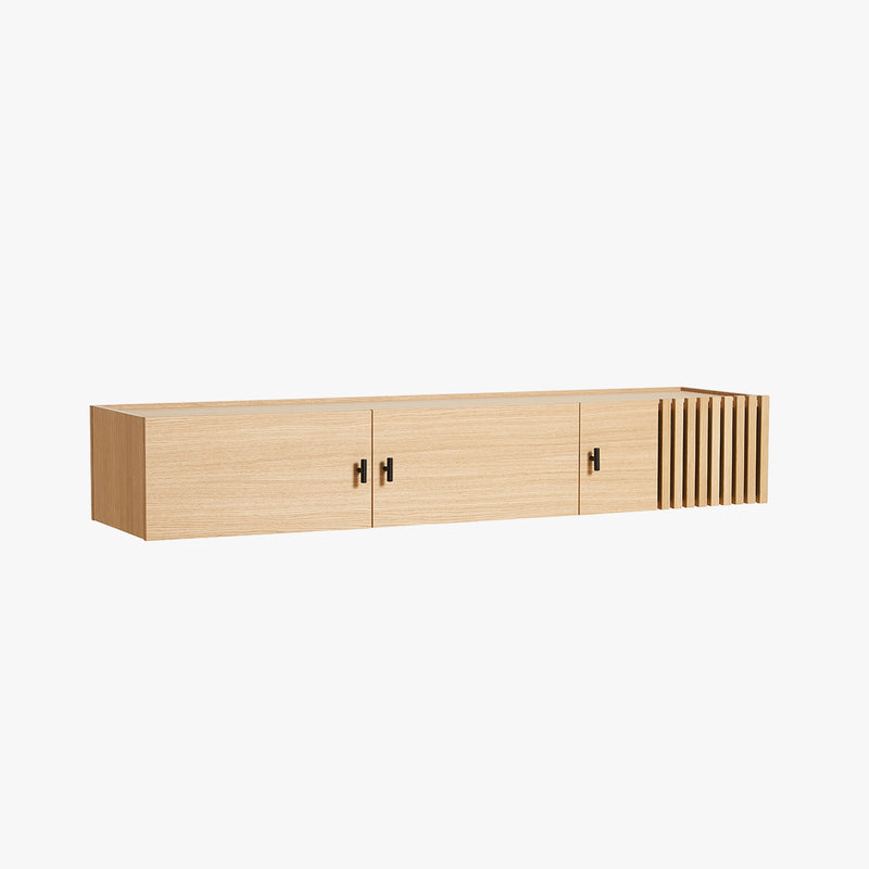 Array Low Sideboard, Wall Mounted (150)