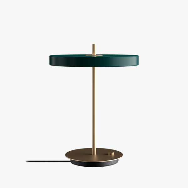 Asteria Table | Forest Green