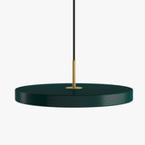 Asteria Pendant | Forest Green