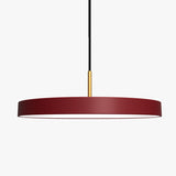 Asteria Pendant | Ruby Red