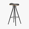 Barfly Bar Chair - Leather