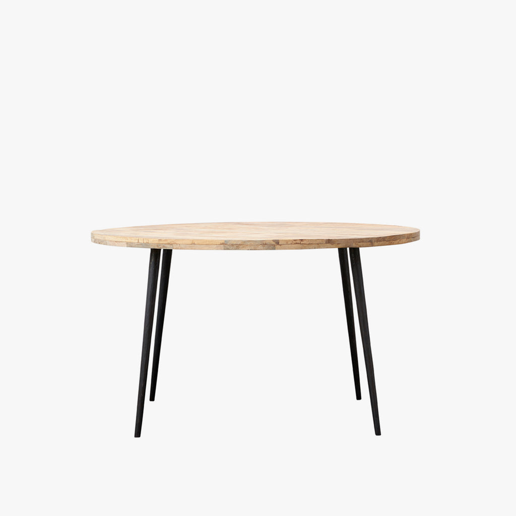 Club Table, Round
