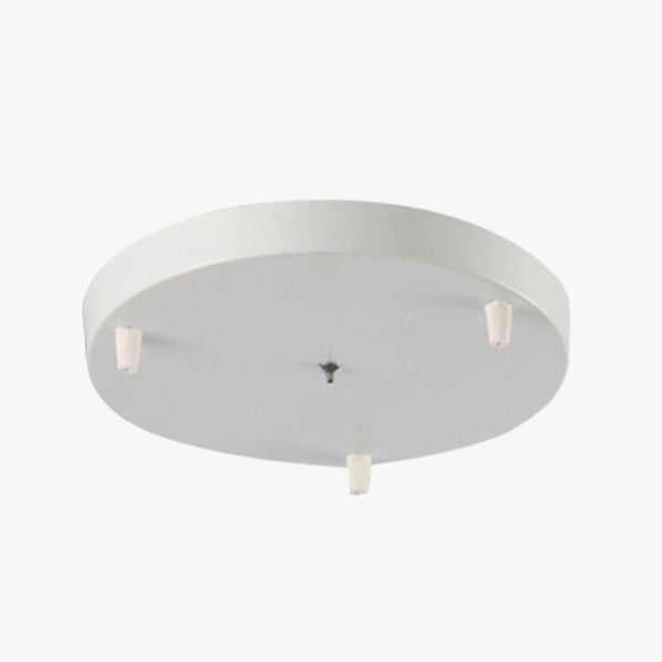 Ceiling Rose Cluster 3 | White