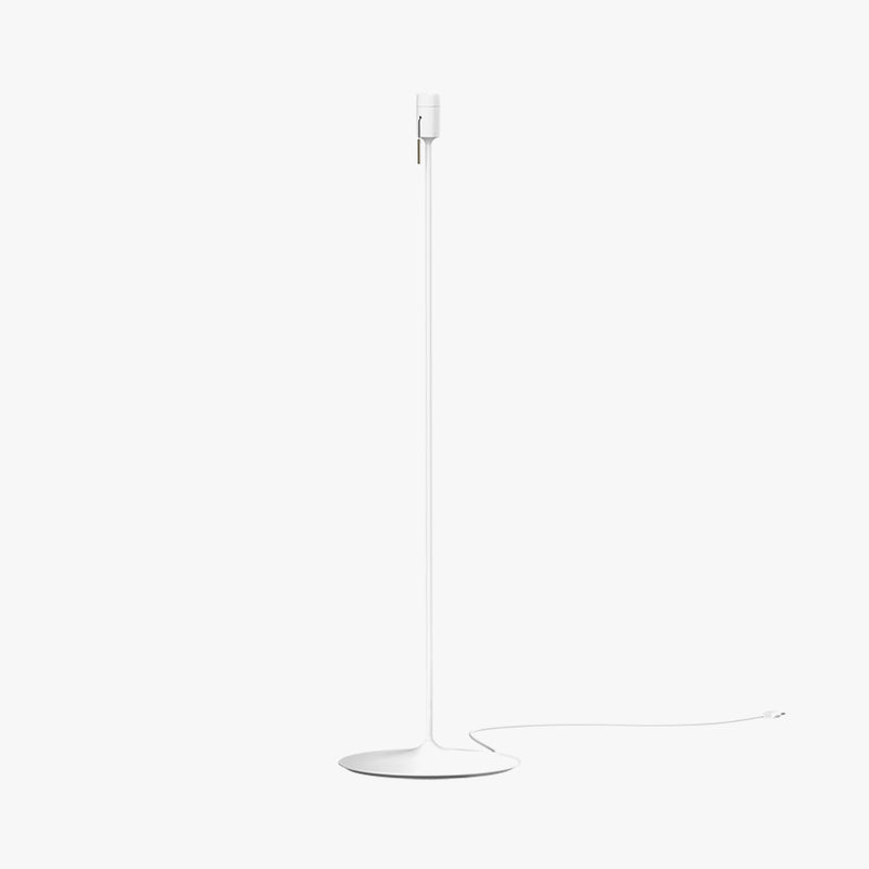 Champagne Floor Stand | White