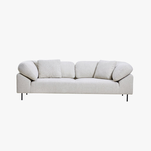 Collar 2.5-Seater Sofa | Grey
