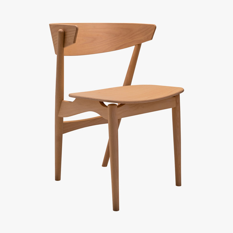 Sibast No 7 Chair | Beech
