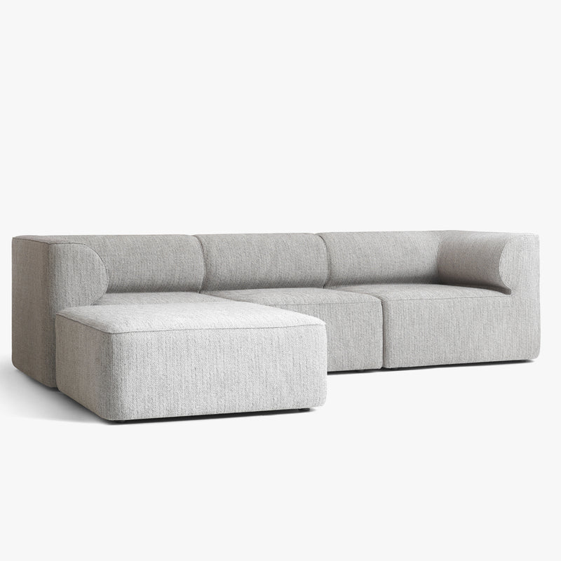 Eave Modular Sofa, 3 Seater | Grey