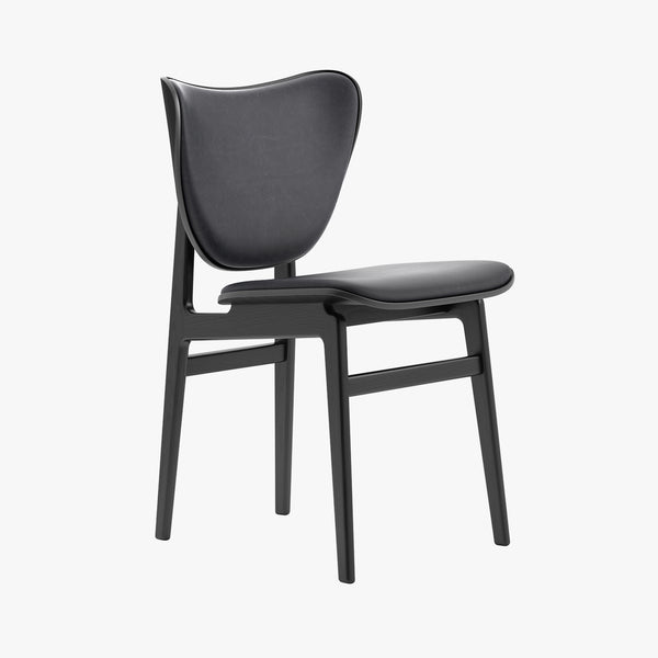 Elephant Dining Chair | Black