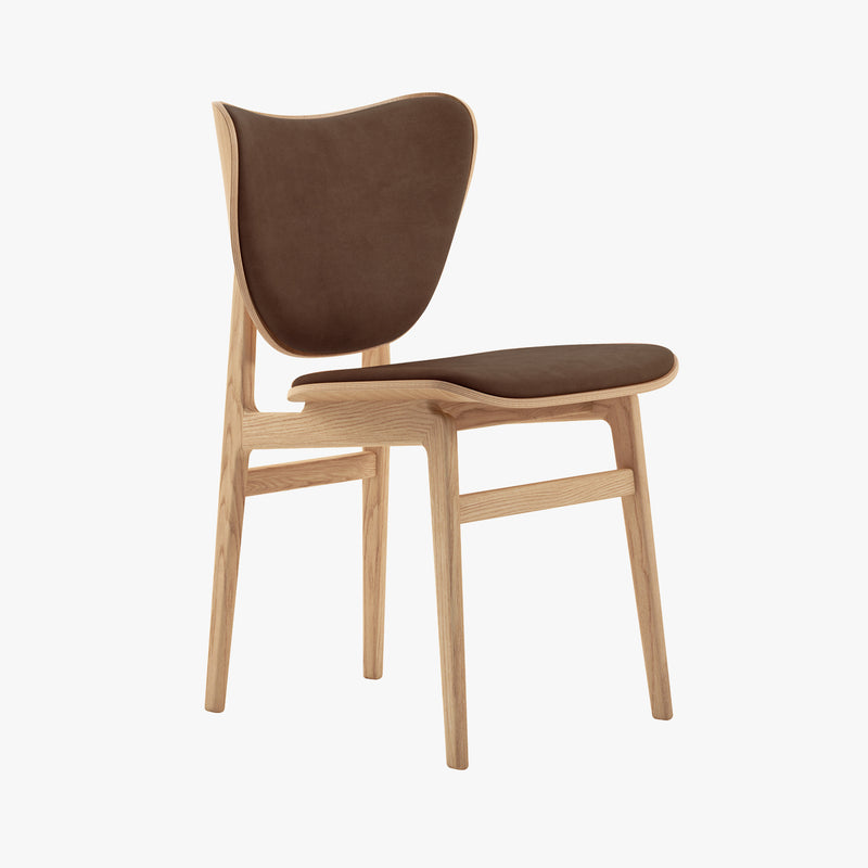 Elephant Dining Chair - Leather