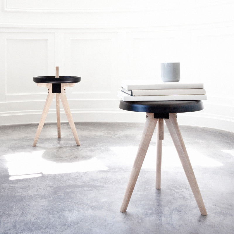 Flip Around Table-Tray-Stool