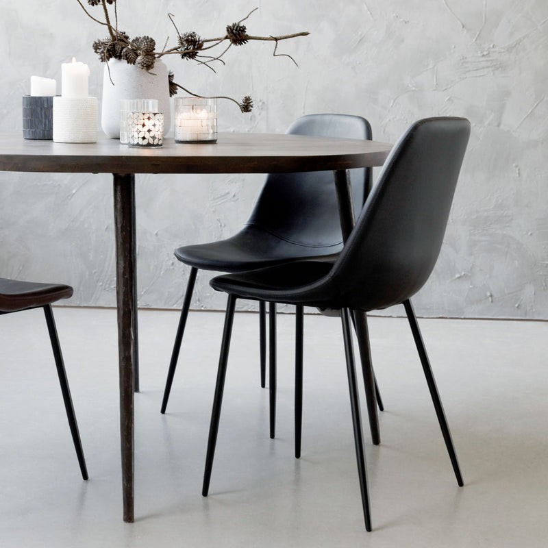 Forms Chair | Black