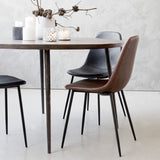 Forms Chair | Cognac