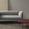 Godot 3 Seater Sofa
