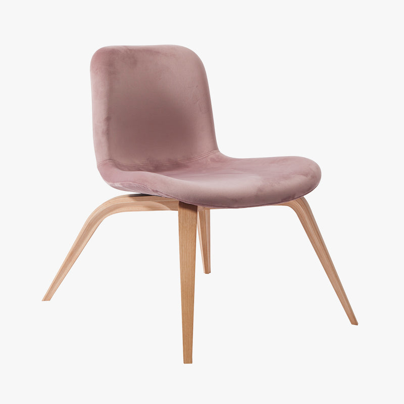 Goose Lounge Chair - Velvet