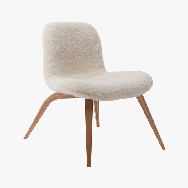 Goose Lounge Chair - Sheepskin