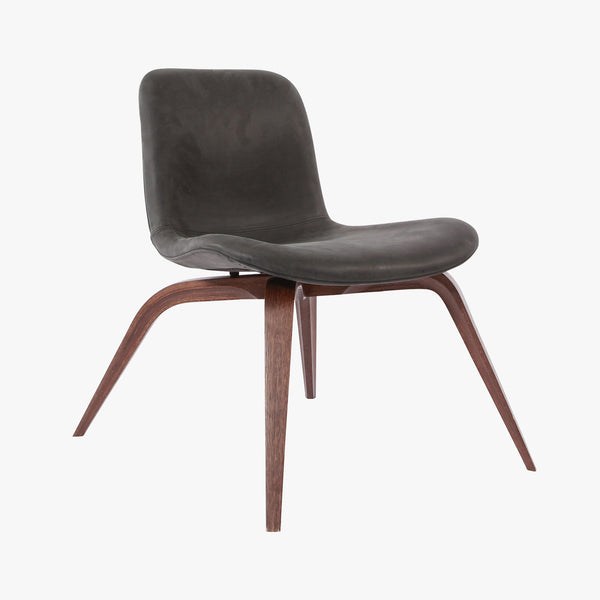 Goose Lounge Chair - Leather
