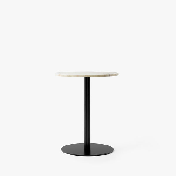 Harbour Column Dining Table Ø60 | Offwhite