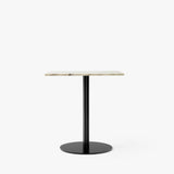 Harbour Column Dining Table 70x60 | Offwhite